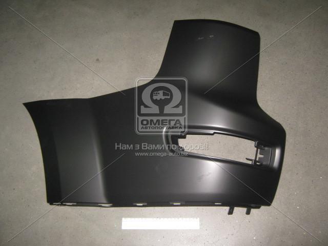 Угольник бампера задний левый Mitsubishi OUTLANDER 07-09 (производство TEMPEST) (арт. 360361971), rqv1