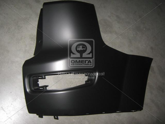 Угольник бампера задний правый Mitsubishi OUTLANDER 07-09 (производство TEMPEST) (арт. 360361972), rqv1