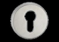 Накладка дверная под цилиндр MVM E11 SS (нержавеющая сталь)