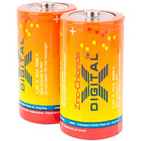 X-Digital Батарейки X-Digital Longlife R14 1X2 шт.