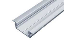 Профиль алюм. для LED ленты врезной ЛПВ7