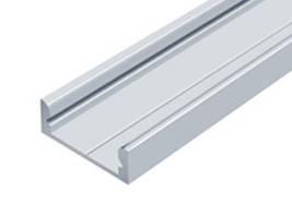 Профиль алюм. для LED ленты накладной ЛП7