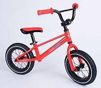 Беговел Kiddimoto BMX2 red
