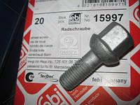 Болт колесный M12x1,5/52 MB (Производство Febi) 15997
