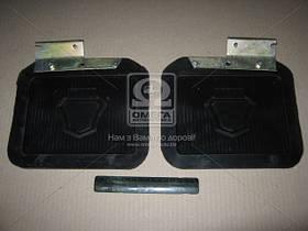Брызговик задний левый/правый с кронштейном ГАЗ 3110 в сборе (арт. 3110-8404312), AAHZX