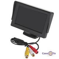 """Автомобільний монітор Digital Car Rear View Monitor 4,3 """"043E, 1001900, 0"""