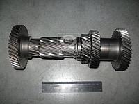 Вал промежуточный КПП ГАЗ 3302 5-ступенчатый. без подшипник  3302-1701310, AGHZX