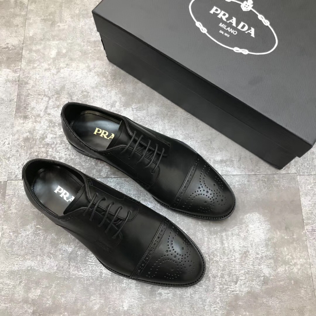 022c1b79 Мужская обувь Prada - классические туфли Прада | vkstore.com.ua