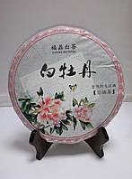 "Белый чай ""Фудин Бай Ча"" прессованный (Белый пион), 357 грамм"