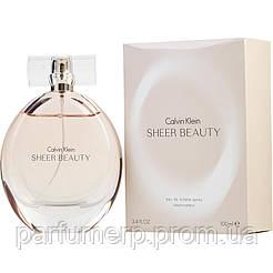 Calvin Klein Beauty Sheer 100ml, Женские, Туалетная Вода, Интернет-Магазин Parisparfum.com.ua  - Оригинал!!!