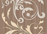 Обои  1,06х10,05 виниловые на флизелиновой основе Астория 5011 коричневый (пара 5021)