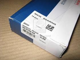 Вкладыши коренные BMW 0,50mm M20/M50/M52/M21/M51 2 замка ( Производство NPR) 60-0700-50, AEHZX