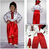 Детский карнавальный новогодний костюм Украинец № 2