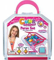 """Игровой набор """"Чемоданчик украшений"""" Purse Set Color Splasherz (56505)"""
