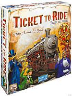 Настольная игра: Ticket to Ride (Билет на Поезд): Америка