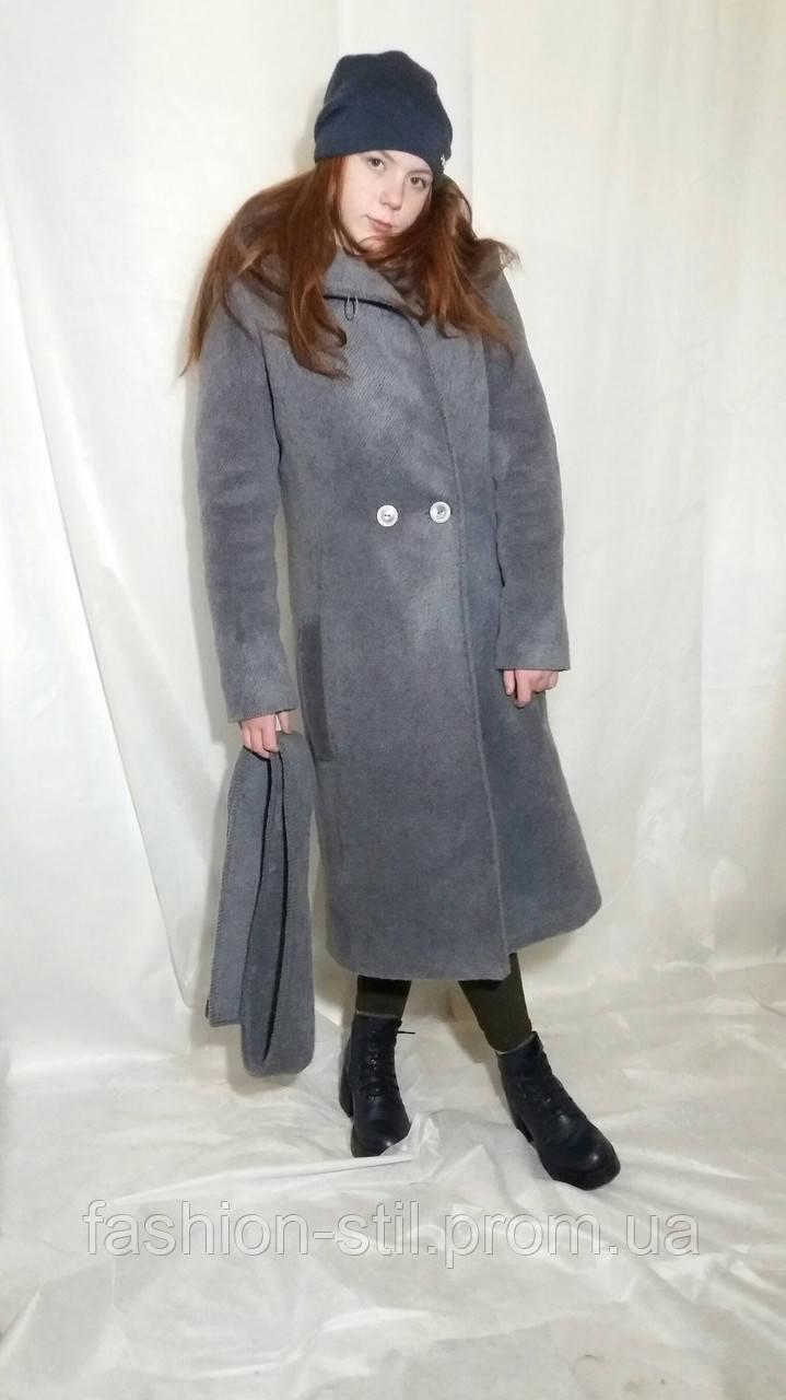 71ecd0507ba6d0 ... Тепленьке стильне жіноче зимове пальто з утеплювачем слімтекс 250  Женское пальто, ...