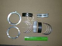 Вкладыши коренные СТ ГАЗ 53 с комплект подшипник упорных, фирменная упаковка. (производство ЗМЗ) 53-1000102-02