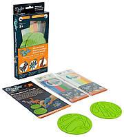 Набор аксессуаров для 3D-ручки 3Doodler Start ДИКИЕ ЖИВОТНЫЕ 48 стержней, 2 шаблона 3Doodler Start (3DS-DBK-WA-COM)