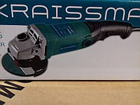 Болгарка Kraissmann 1050 KWS 125