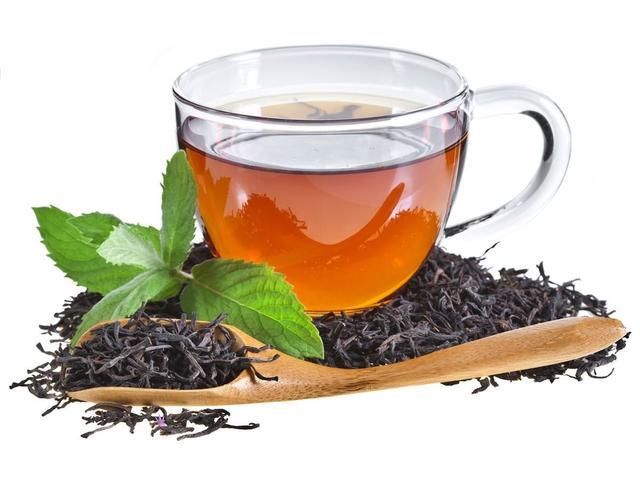 Чай чёрный заварной