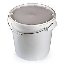 Ведро для мёда( белое) 20л.