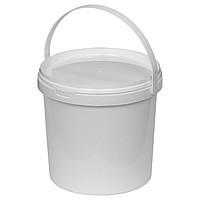 Ведро  для мёда (белое) 10 л