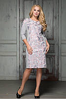 Платье вечернее Жемчуг р 50-56