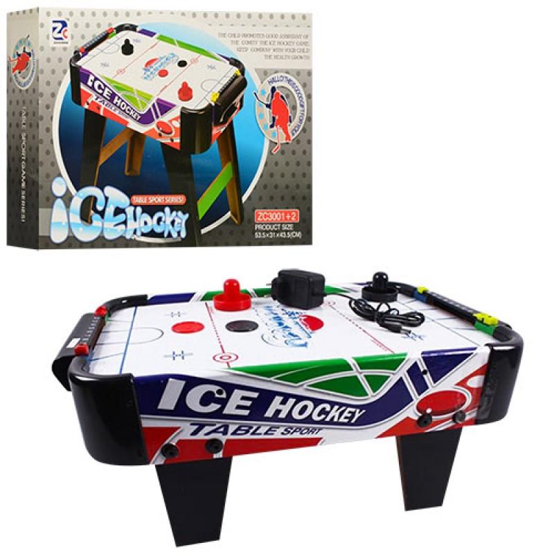 Хоккей ZC 3001+1 воздушный, на ножках