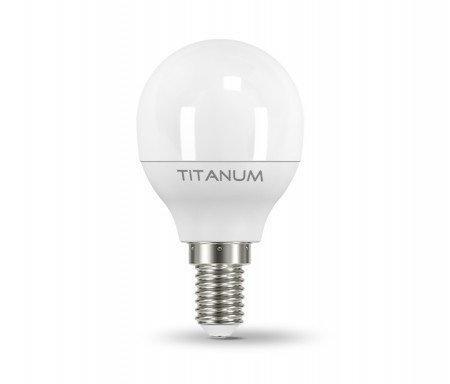 LED лампа TITANUM G45 5W E14 4100K 220V - A99.com.ua в Киеве