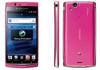 Оригинальный Sony Ericsson Xperia Arc S LT18i Pink