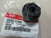 Втулка амортизатора заднего верхняя (Производство Mobis) 5532307000