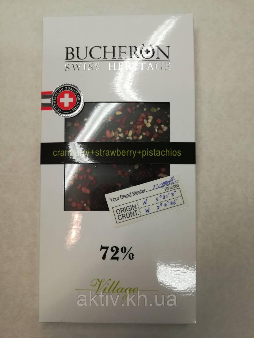 Bucheron журавлина, полуниця, фісташки