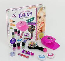 Набор детской косметики для ногтей Nail Art, 87028