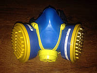 Пульс К, 2 картриджа Горловка (респиратор шахтный пылевой) фильтр ПФ1А ткань НФП