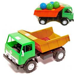 Автомобіль Х2 з кульками ОРІОН 471 в.2 (385x195x200 мм)