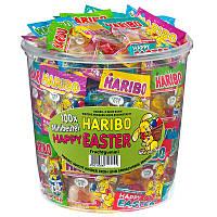 Счастливой Пасхи! Харибо Haribo 980 гр 100 шт