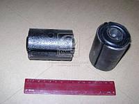 Втулка ушка рессоры ГАЗ 3302 (сайлентблок) (Производство ГАЗ) 3302-2902027, AAHZX