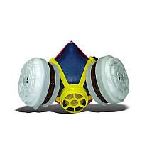 Респиратор Тополь марка А1Р1 (комплект с фильтрами) Харьков