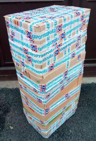 Упаковка товара