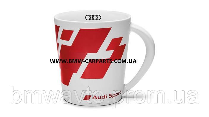Фарфоровая кружка Audi Sport Porcelain Mug