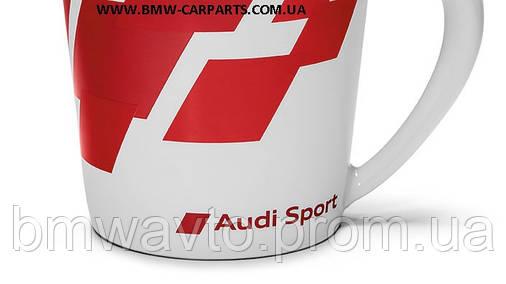 Фарфоровая кружка Audi Sport Porcelain Mug, фото 2