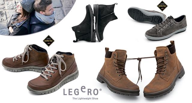 Мужская обувь Legero