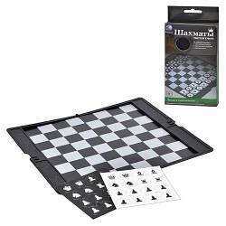 TG Шахматы 236821 R/1708 (120шт) карманные, магнитные, в кор-ке, 22-10,5-1см