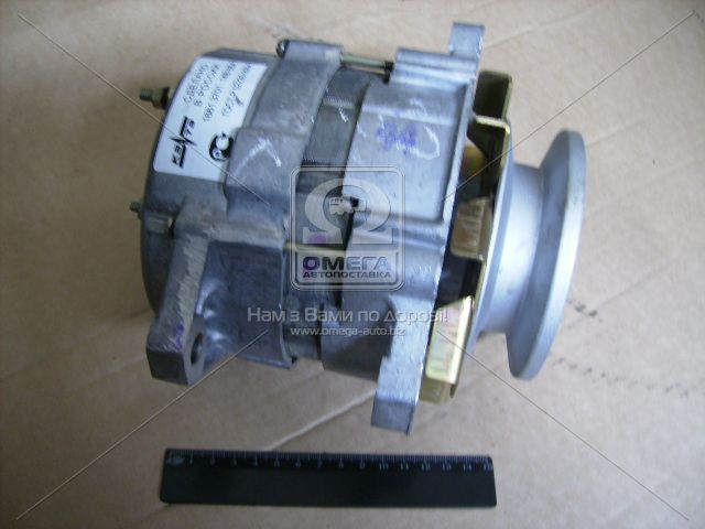 Генератор ЗИЛ 130 (двигательЗИЛ 508) 14В 70А (производство г.Самара) (арт. 1661.3701000(-03)), AGHZX