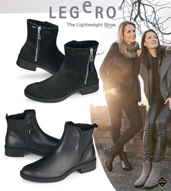 Женская обувь Legero