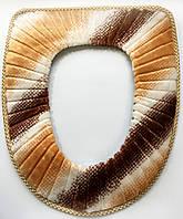 Чехол-Накладка утеплитель на сиденье унитаза