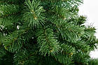 ЕЛЬ ИСКУССТВЕННАЯ ЕВРОПЕЙСКАЯ 2 м , ЗЕЛЕНАЯ ПВХ , фото 3