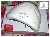 SUNUV LED Лампа Сан Ван 48W оригинал профессиональная лампа для сушки ногтей Sun 1, фото 1