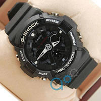 Наручные часы Casio GA-200 Black , касио