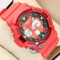 Наручные часы Casio G-Shock GA-200 Red , касио
